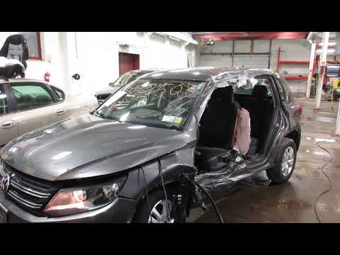 Parting out a 2012 Volkswagen Tiguan parts car - 180503 - Tom's Foreign Auto Parts