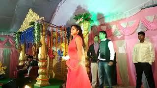 Balam Ludhiana se a jana live arkestra dance