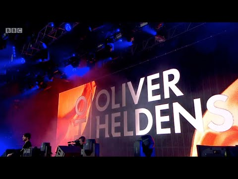 Oliver Heldens - Live (T in the Park 2016)