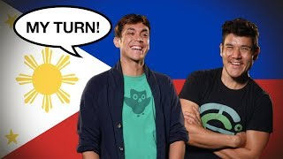 Flag/ Fan Friday PHILIPPINES (Geography Now!)