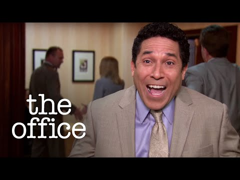 Is the Senator Seducing Oscar? // The Office US