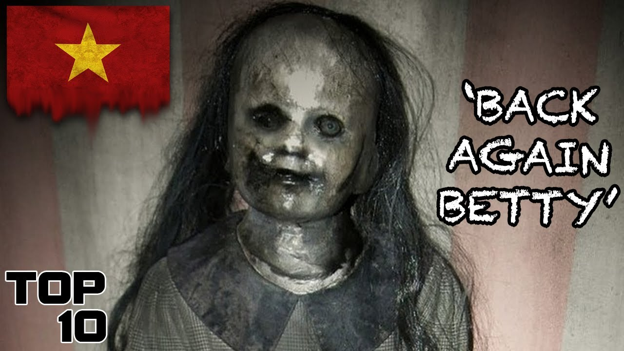 Vietnamese Folklore Scary