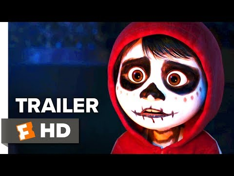 Coco 2017 Movie Hd Trailer