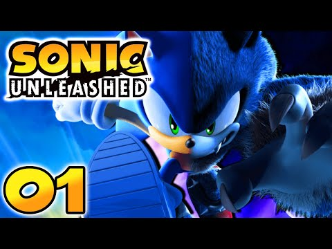 Sonic Unleashed Playthrough