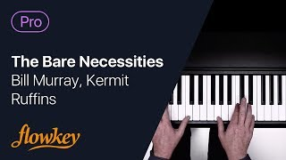 The Bare Necessities – Bill Murray, Kermit Ruffins (Piano Cover)