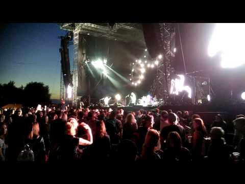 Red Hot Chili Peppers Latvia 2017, short clip