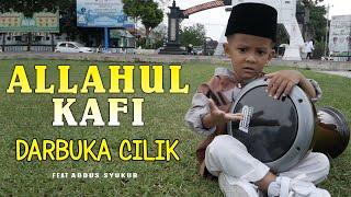 ALLAHUL KAFI DARBUKA CILIK (Cover) Suhail dkk Feat Abdus Syukur