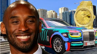 10 M0st Expensive Things Previously Owned By Kobe Bryant 2020