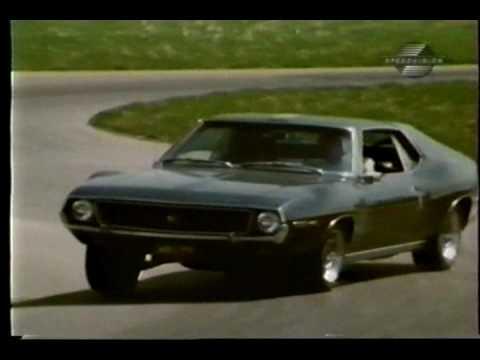 1971 Amc Javelin Sst Vintage Road Test Youtube