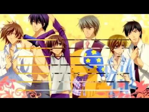Opening Junjou Romantica 3  full lyrics