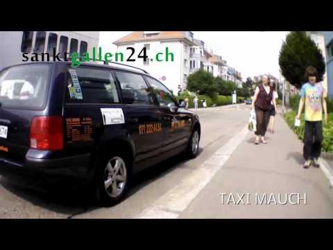 Taxi Mauch, sanktgallen24.ch, Schweiz,