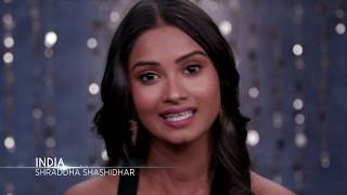 Meet Miss Universe India Shraddha Shashidhar