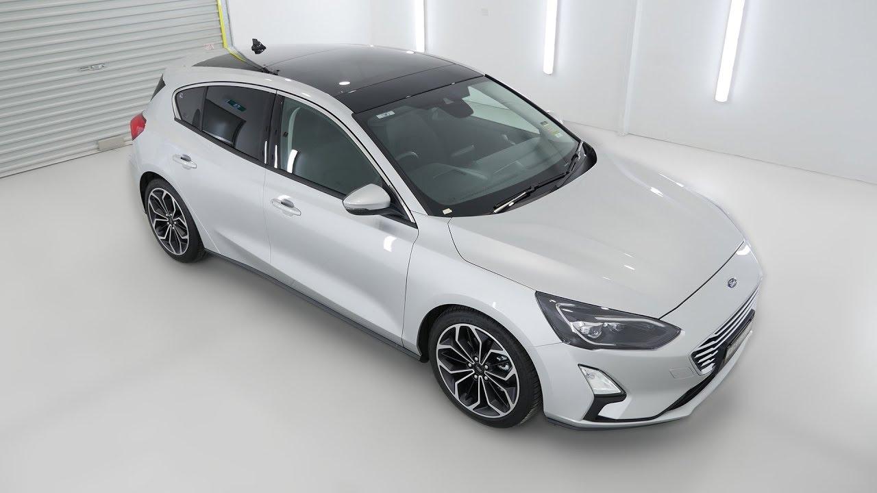 Ford focus titanium 2020