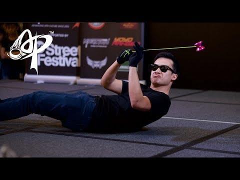 Brandon Vu (AU): Ditto Division - Asia Pacific Yo-yo Championships 2017