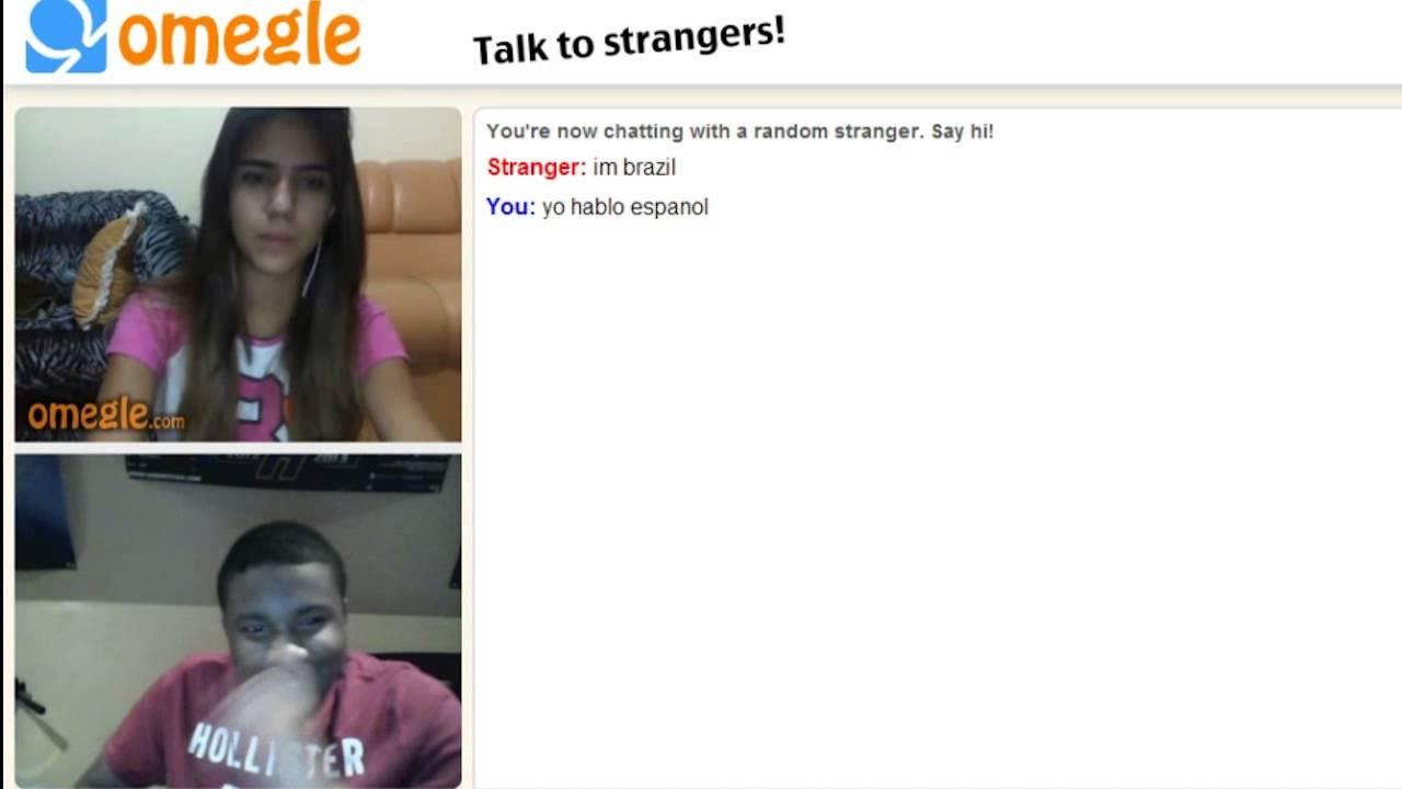 Black Guy On Omegle Hot Girls