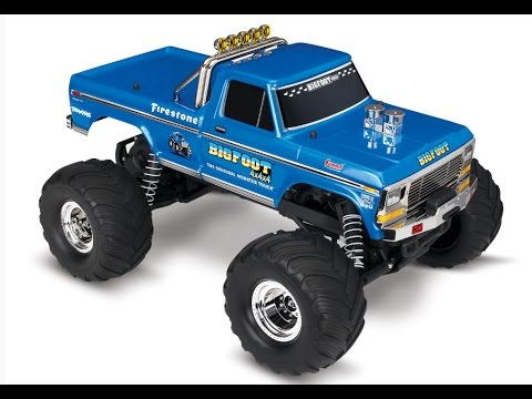 New Traxxas Classic 2wd Bigfoot