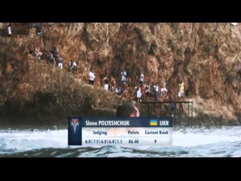 Red Bull Cliff Diving Antalya