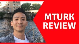 Amazon Mechanical Turk Review (mTurk Review) - How Much Can You Make?