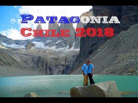 Chilean Patagonia W Trek 4k