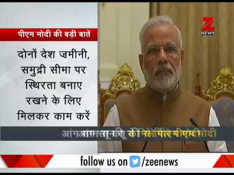 India understands Myanmar's concern on Rohingya crisis: PM Modi