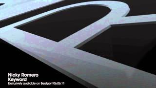 Nicky Romero - Keyword (Original Mix)
