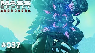 MASS EFFECT ANDROMEDA #037 - Voeld Architekt - Let's Play Mass Effect Andromeda Deutsch / German