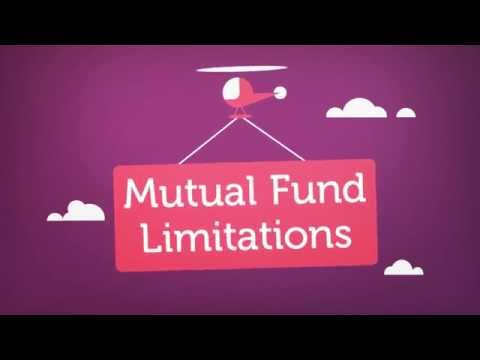 Limitations of Mutual Funds
