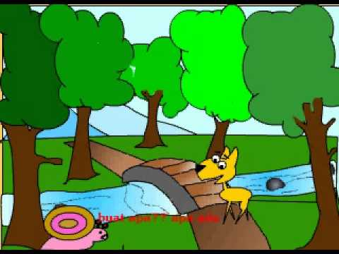 Gambar Kancil Siput Gambar Ilustrasi Kartun Sapawarga