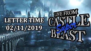 Castle Super Beast Clips: Letter Time 02/11/2019