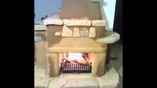 Open Fireplace - The Oldest Type Of Fireplaces