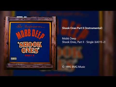 Mobb Deep  Shook Ones, Part 2 Instrumental