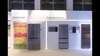 2018 IFA Midea Refrigerator