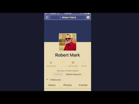 Fake Facebook Profiles Used By Scammers