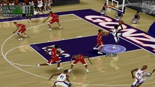 NCAA Final Four 2001 Gameplay Exhibition Match (PS1,PSX)