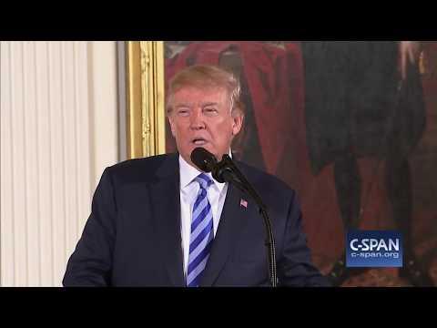 President Trump on bump stocks (C-SPAN)