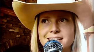 "Kelsey Johnson and Piano, cover of ""Blessings"" by: Laura Story"