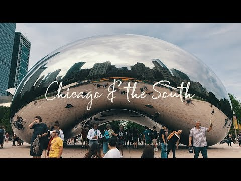 USA '17 Travel Video // Chicago to Dallas // GoPro Hero5