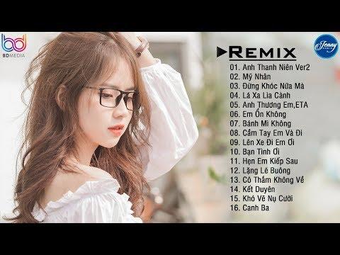 Anh Thanh Niên Remix ❤️ Mỹ Nhân Remix ❤️ Lá Xa Lìa Cành Remix ❤️ Nhạc EDM 2020 Htrol Remix Nhẹ Nhàng