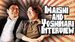 Animation Interview - Little Witch Academia creators Hiroyuki Imaishi and Yoh Yoshinari