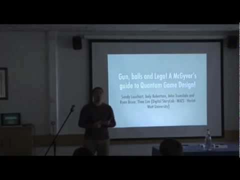 Games for Quantum Research at Heriot-Watt: The story so far