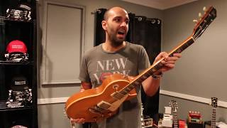 Guitar of the Day Host Mark Agnesi's Personal Guitar Collection