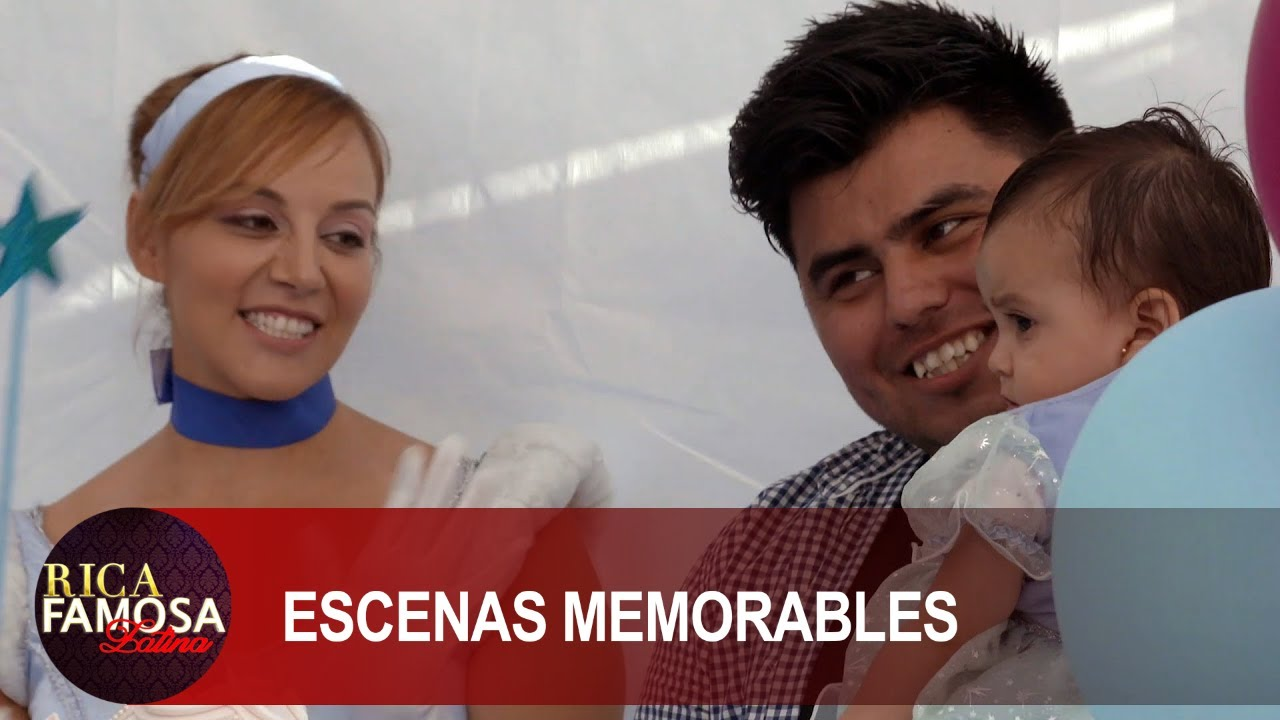 Le Celebran cumpleaños a la hija de Rosie a lo grande | Rica Famosa Latina | Temporada 1