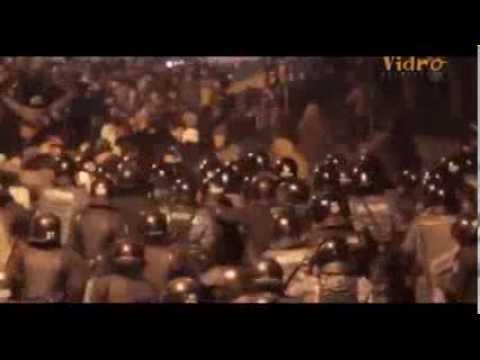 Police violence in Ukraine, protesters injured in Kiev