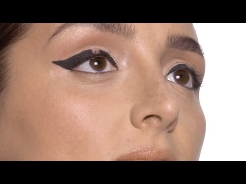HOW-TO: Negative Space Eye Liner | M·A·C Tutorial