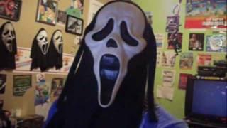 Fantastic Faces SCREAM Ghostface mask