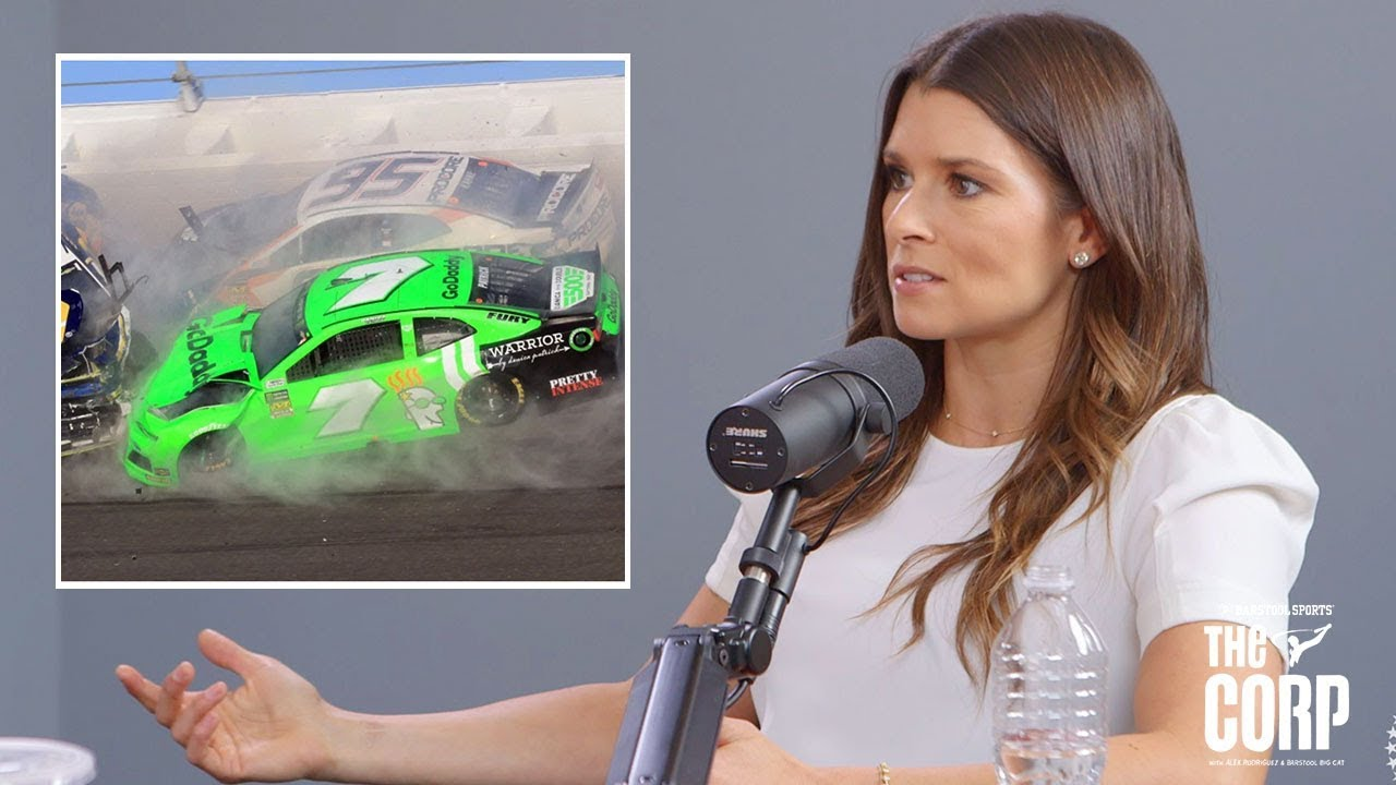 Download Danica Patrick On the End of Her Race Career