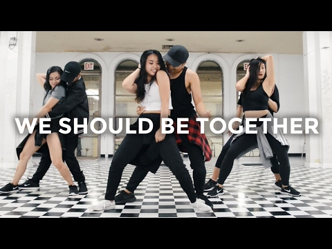 We Should Be Together - Pia Mia | @besperon Choreography Feat. SKIP from Guam
