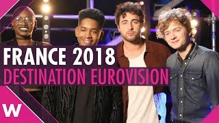 Download Destination Eurovision: Semi-Final 1 results and qualifiers MP3 song and Music Video