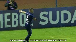 Todos Los Goles de la Copa Sudamericana 2017 (Full HD 1080p)