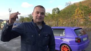 Volkswagen Golf VR6. Причина продажи.
